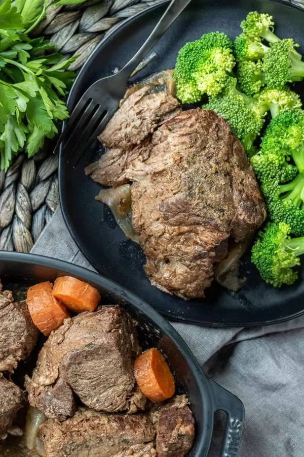 Instant Pot Roast Beef is an quick and easy dinner for the family