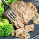 tender and juicy Instant Pot Roast Beef