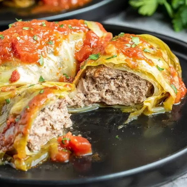 Keto Instant Pot Cabbage Rolls Home Made Interest
