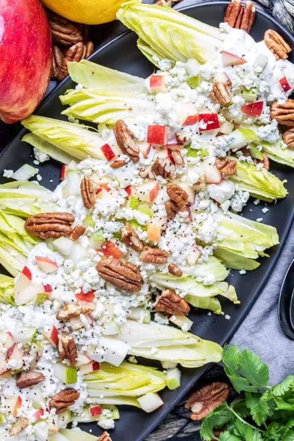 platter of Endive Salad