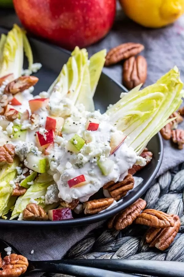 Endive Salad is an Easter side dish
