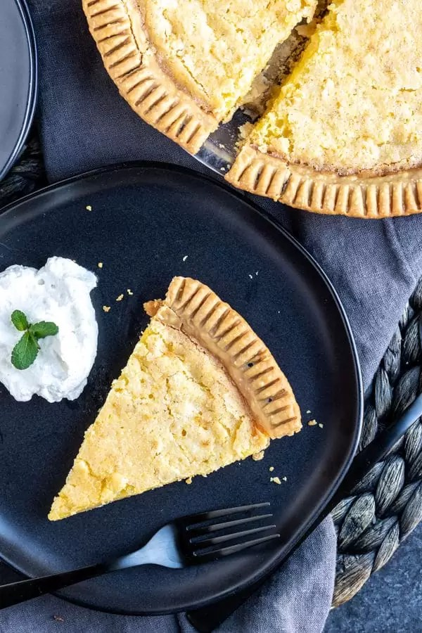Lemon Chess Pie is a classic dessert recipe