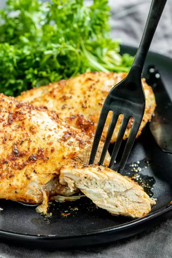 how to make Air Fryer Chicken Breast