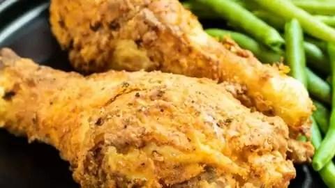 Air Fryer Fried Chicken Home Made Interest
