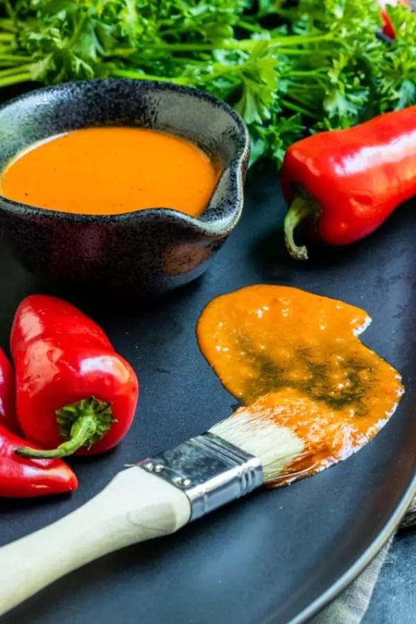 how to make Peri Peri sauce for Nando's copycat peri peri chicken