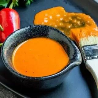 Peri Peri Sauce is a spicy sauce to make peri peri chicken