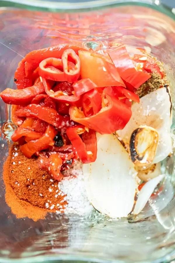 how to make Peri Peri Sauce