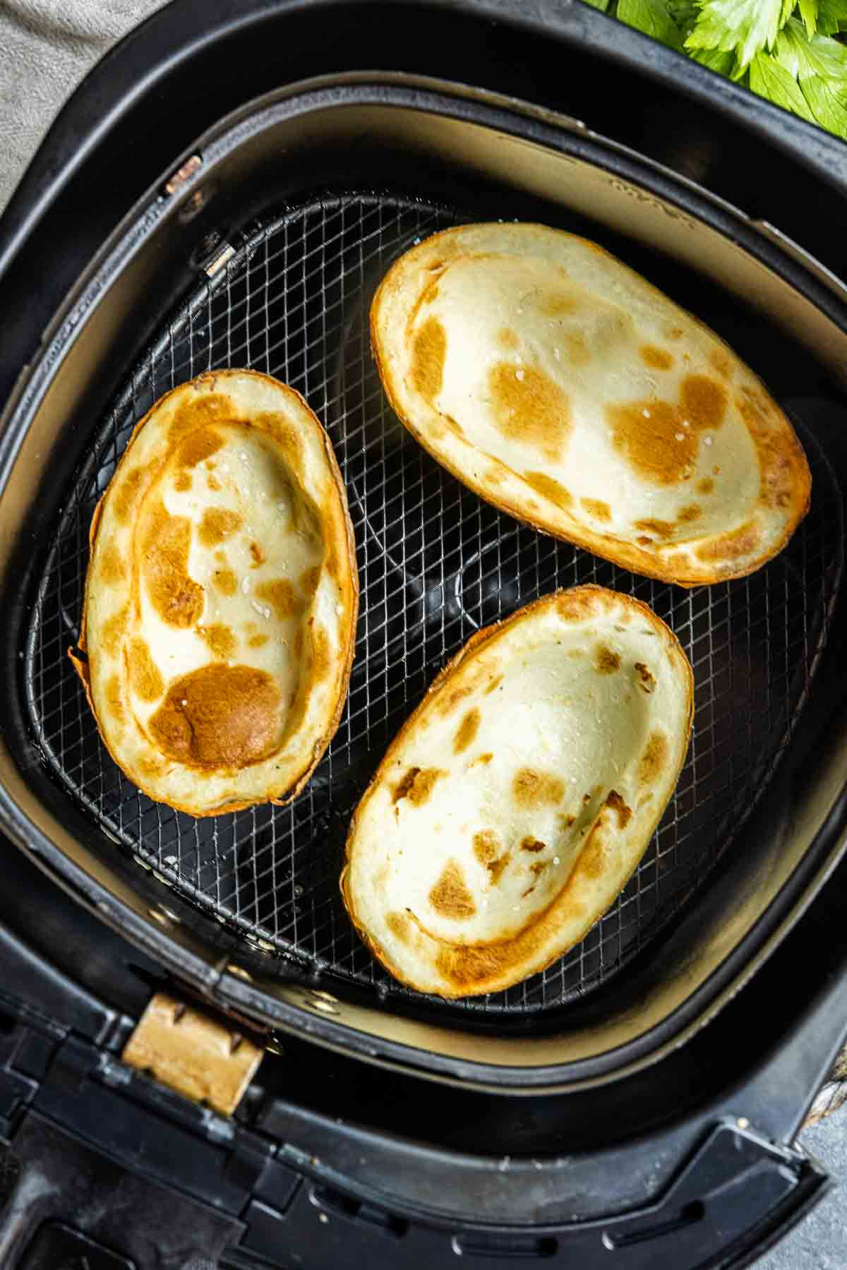 how to make Air Fryer Potato Skins