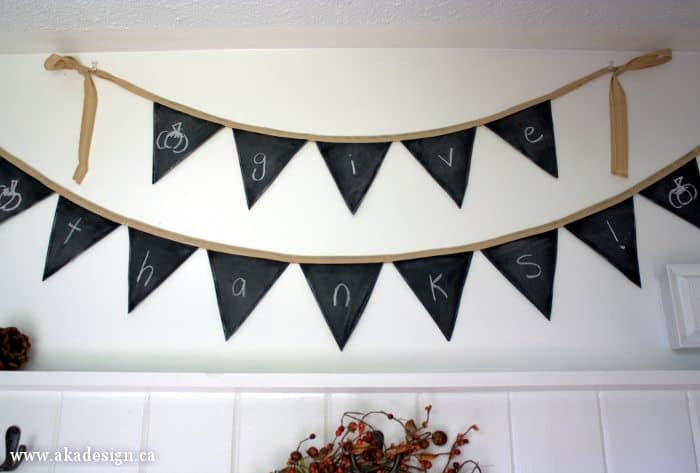 all occasion chalkboard banner