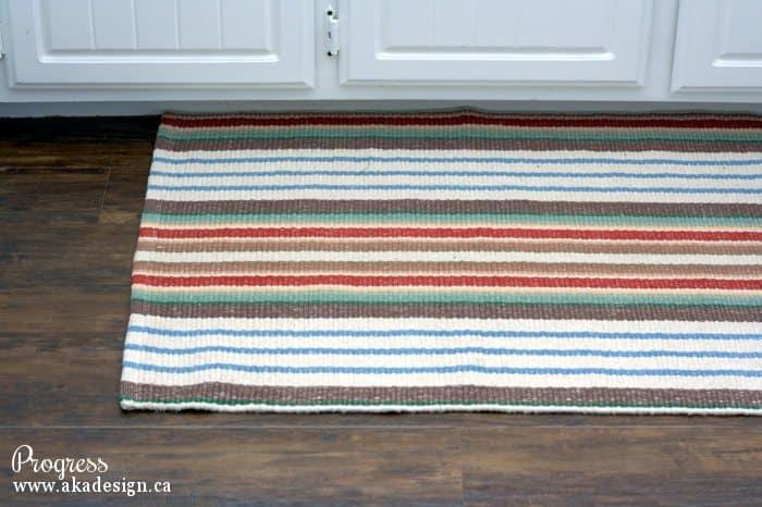 kitchen progress dash and albert rug