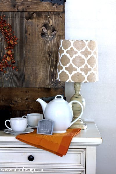 tea for two fall 1 1