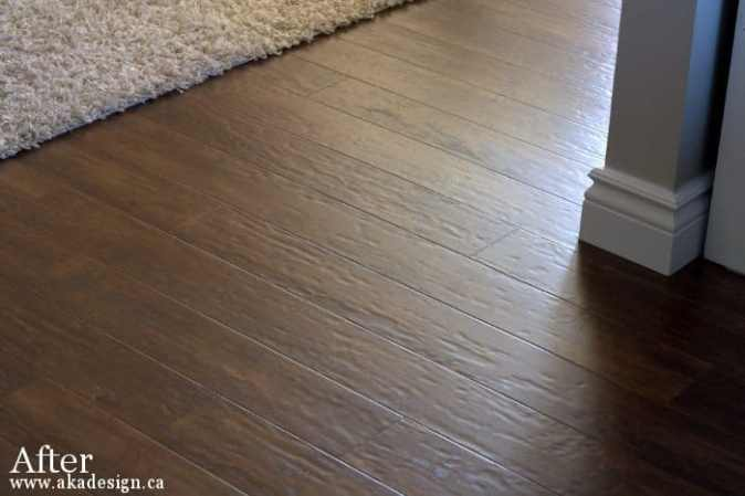 New Laminate Floors REVEAL even more texture