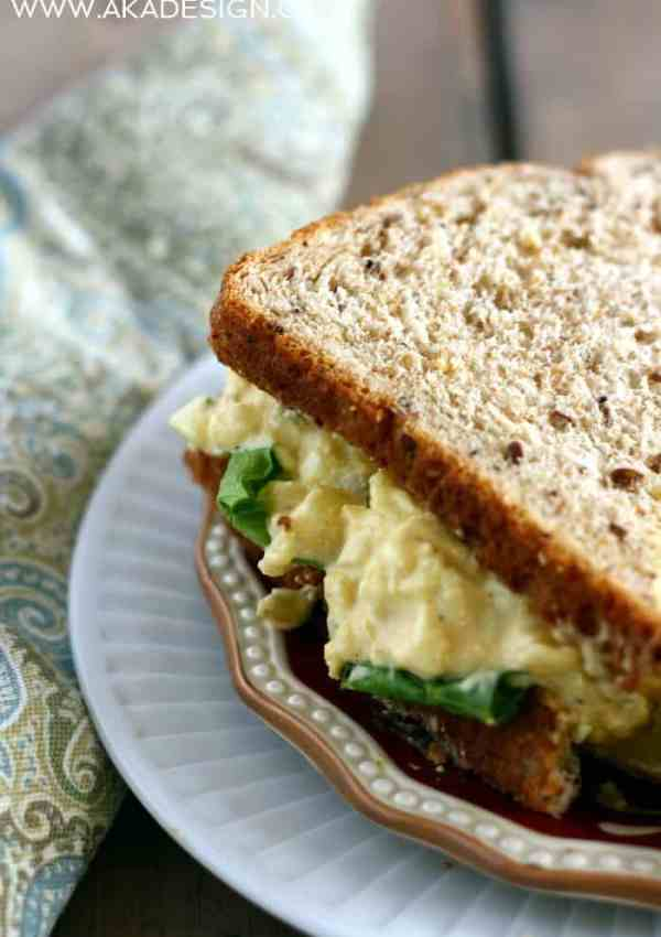 Classic Egg Salad Recipe – Great for Summer Picnics!