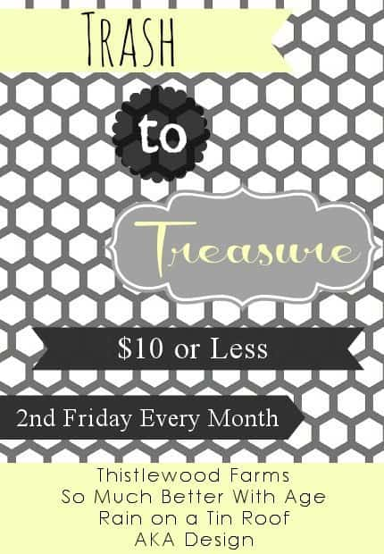 Trash to Treasure | www.akadesign.ca
