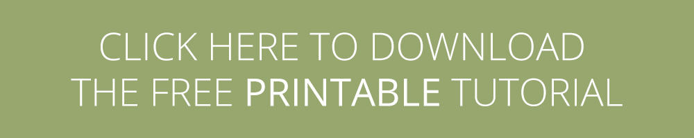 printable tutorial button