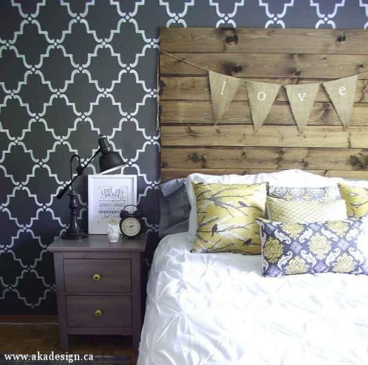 Home Made Lovely Master Bedroom
