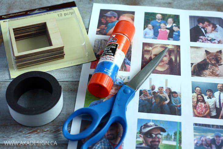 Polaroid magnet supplies