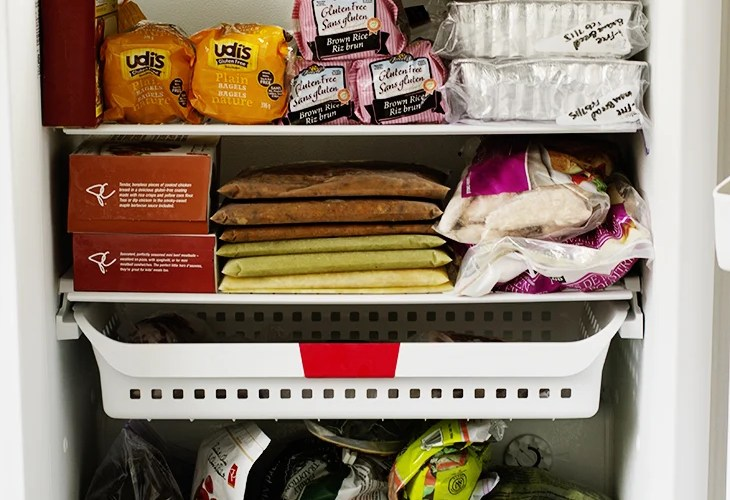 Stocking the Freezer   www.akadesign.ca