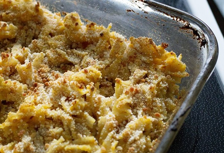 weight watchers butternut squash mac and cheese