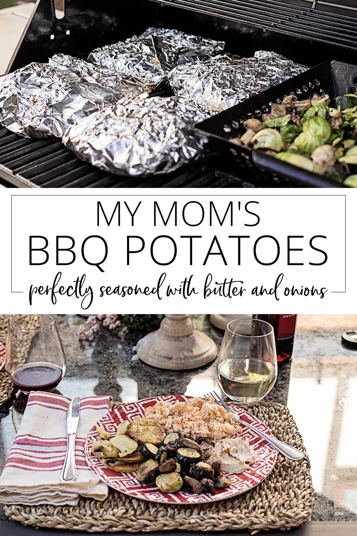 my mom's bbq potatoes pin