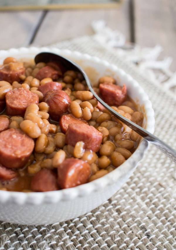 Savory Wieners and Beans – Quick, and Filling Comfort Food