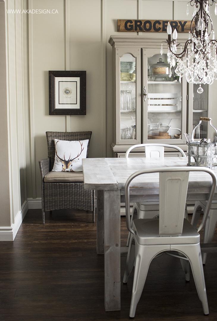 aka design summer dining room