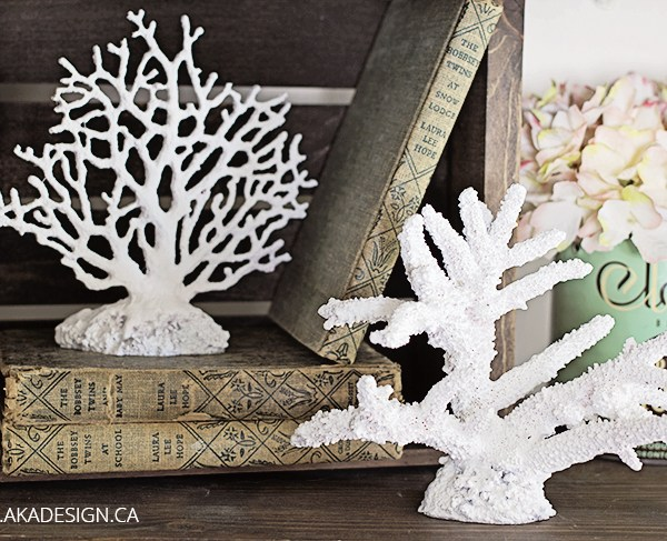 DIY Faux Coral (Pottery Barn Knockoff)