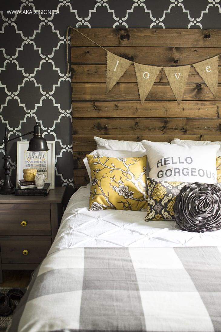 Bedroom - Hello Gorgeous Pillow