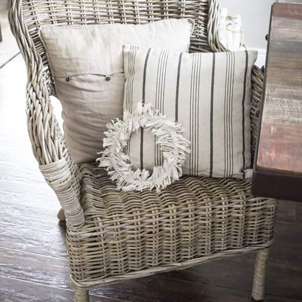 AKA Design Rag Wreath for Blog Hop