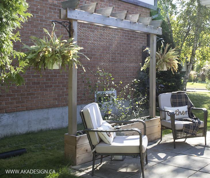Vertical Garden Home Made Lovely