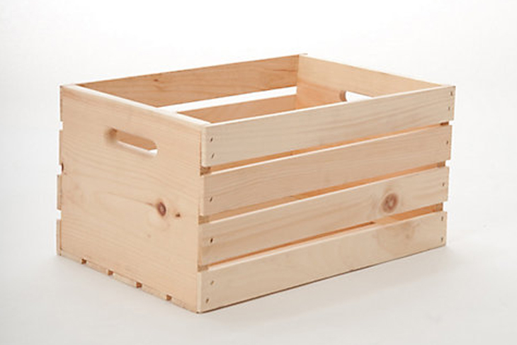 Home Depot Crate