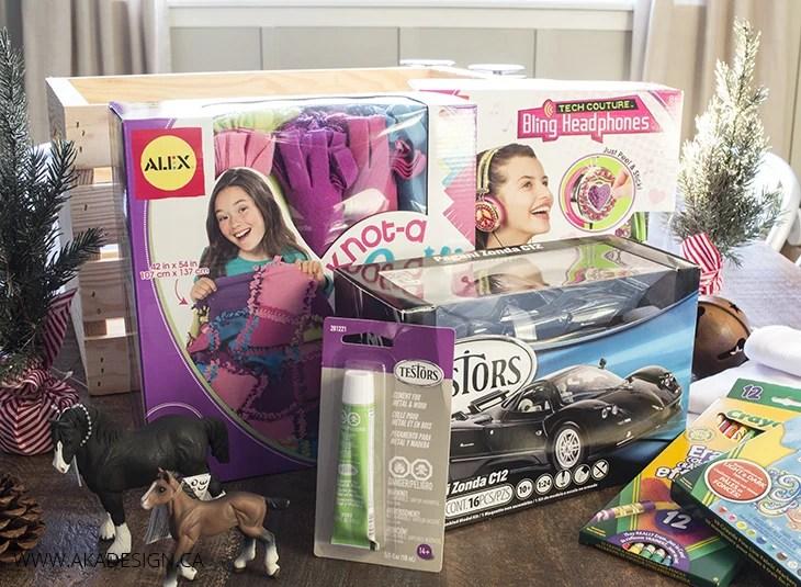 Kids Christmas Gift Basket Ideas