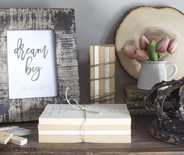 DIY Book Bundles from Trash to Treasure