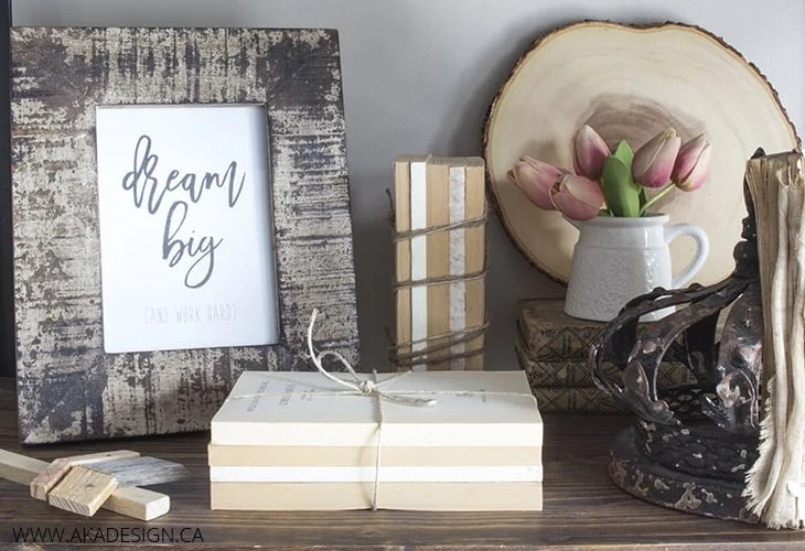 AKA Design DIY Book Bundles Trash To Treasure Jan 16