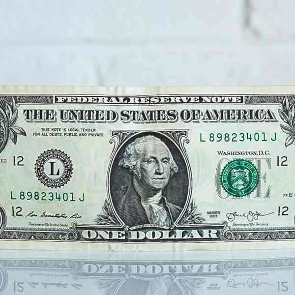 dollar bill, USD, United States currency