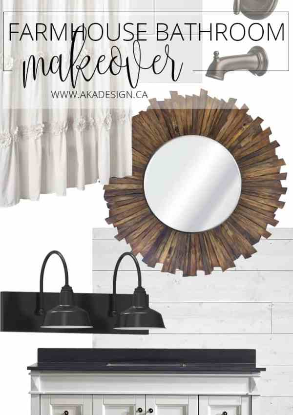 Bathroom Makeover Plans