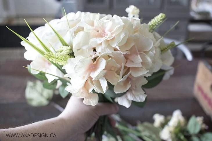 Arrange flowers