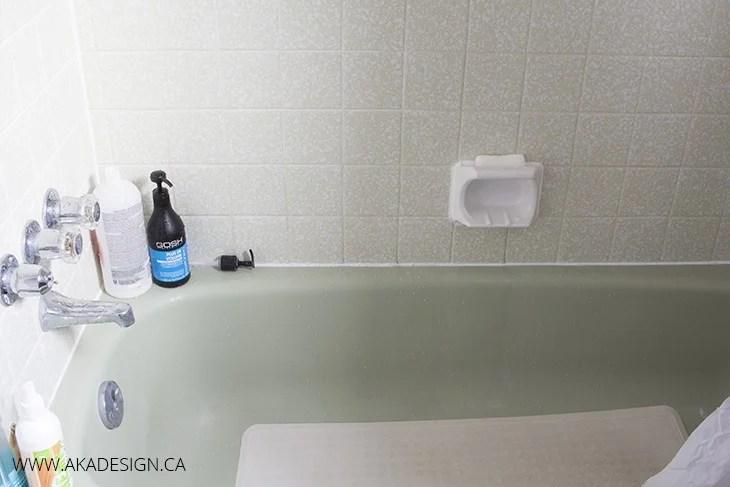 bath faucet before 1