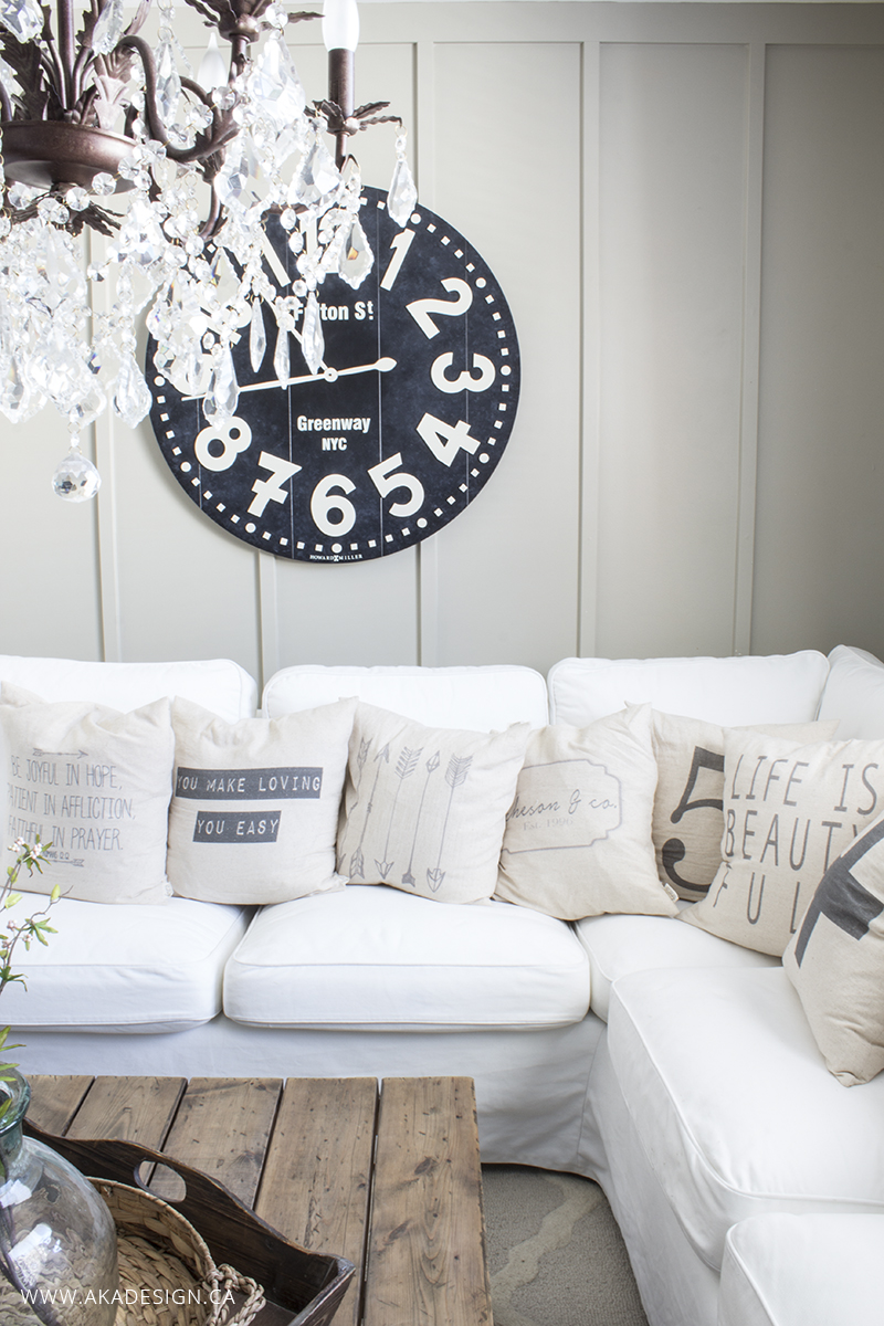 white sectional ikea