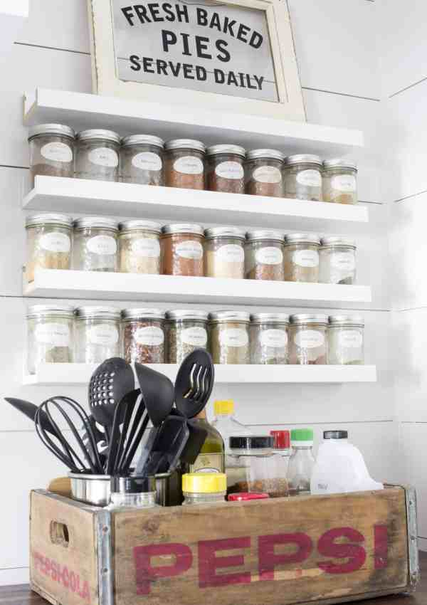 5 Steps to a More Organized Pantry – So You Can Get on With Life!