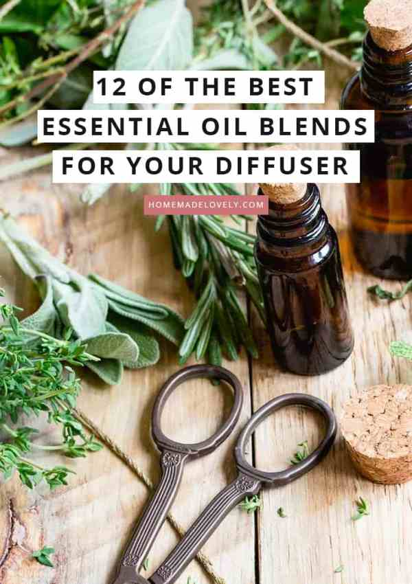12 of the Best Fall Essential Oil Blends For Your Diffuser