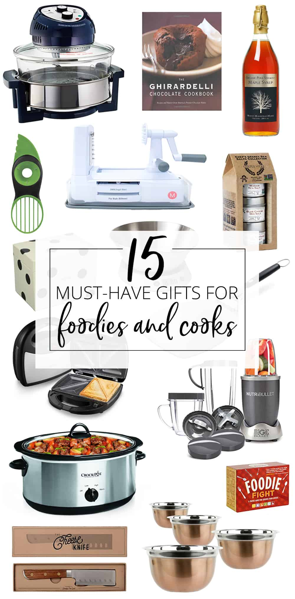 Gifts for Foodies and Cooks