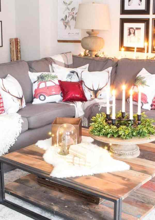 How To Mix Throw Pillows and Patterns With Style + Free Printable Cheat Sheet