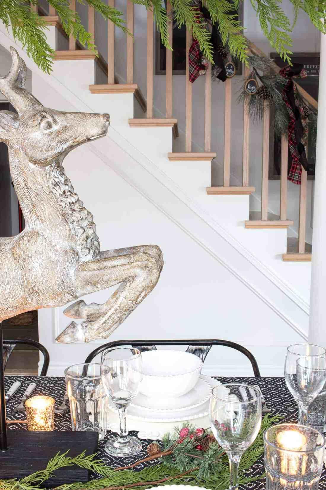 reindeer detail