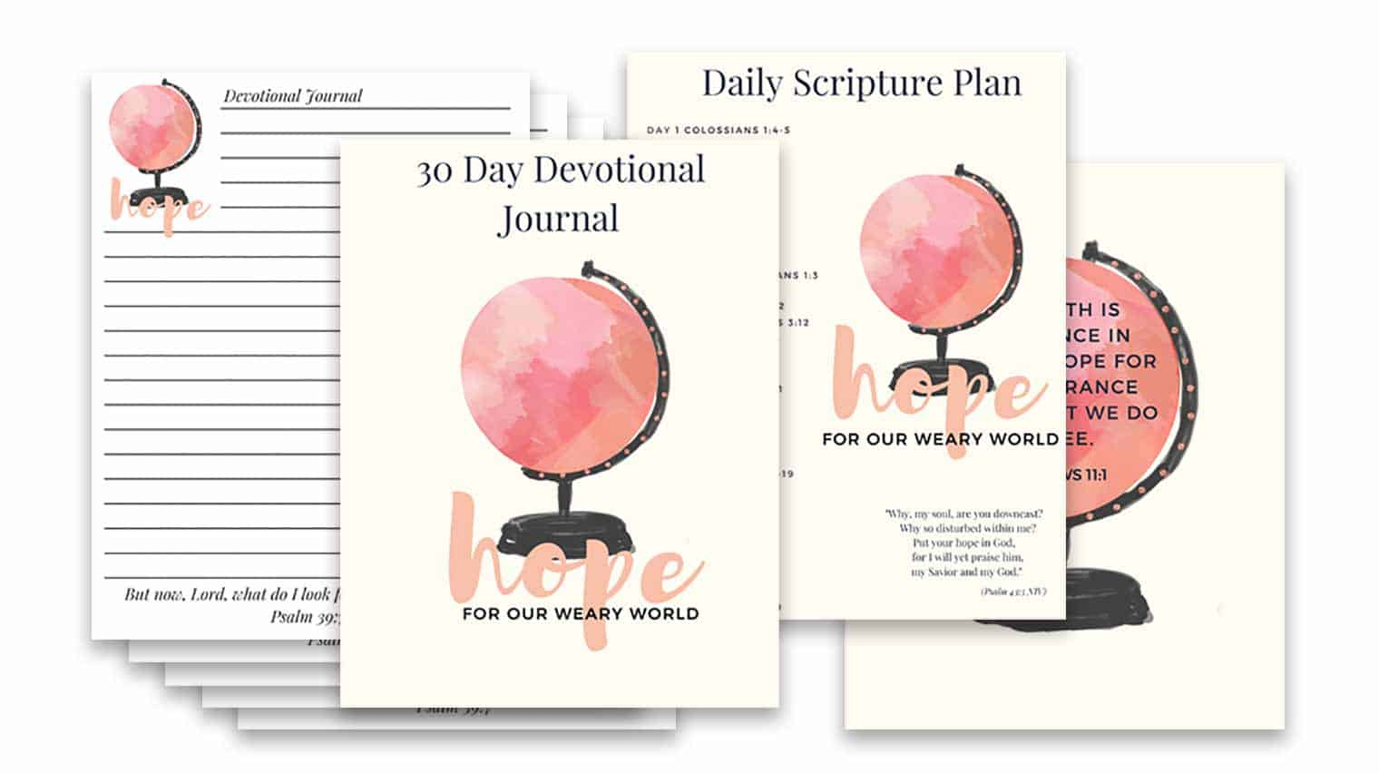 picture regarding Printable Daily Devotions for Youth identified as How in the direction of Continue to keep a Prayer Magazine + a No cost Printable 30-Working day