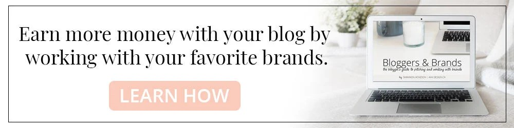 bloggers and brands ebook