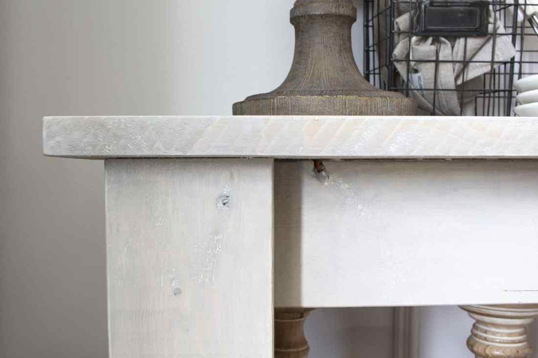 wood grain enhancer detail