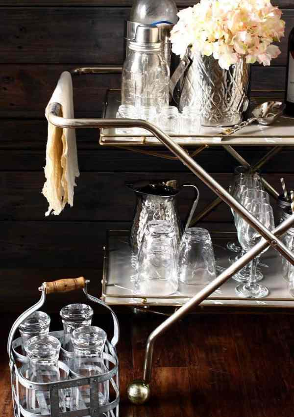 How to Create a Bar Area in Your Home – Even if You Live in a Small Space