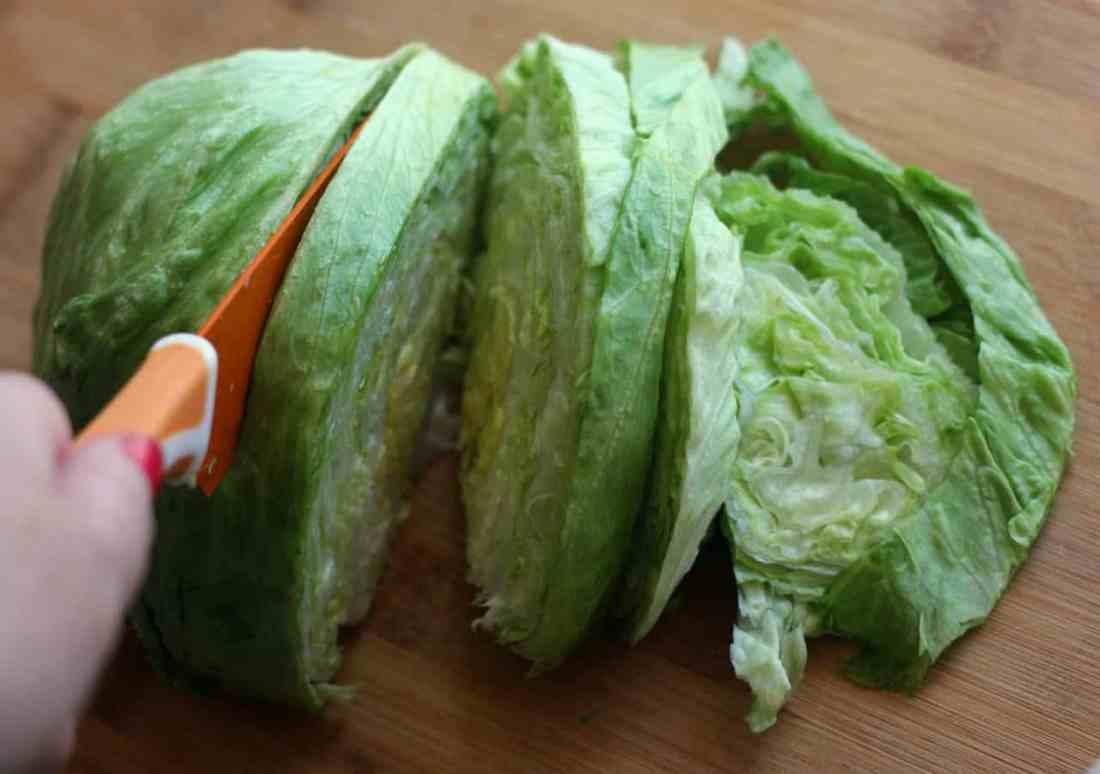 Mandarin Salad - Prep 1