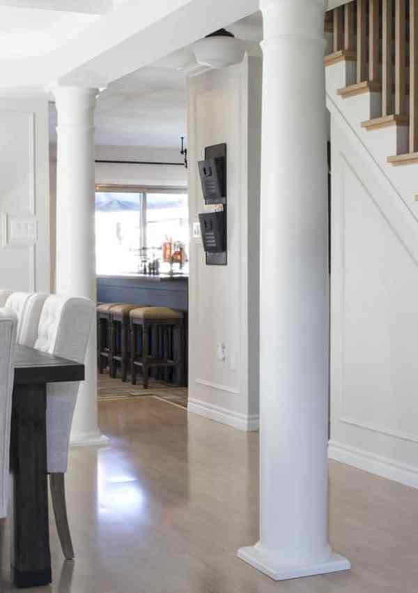 Our Home's Paint Colors – A Neutral Whole Home Color Scheme